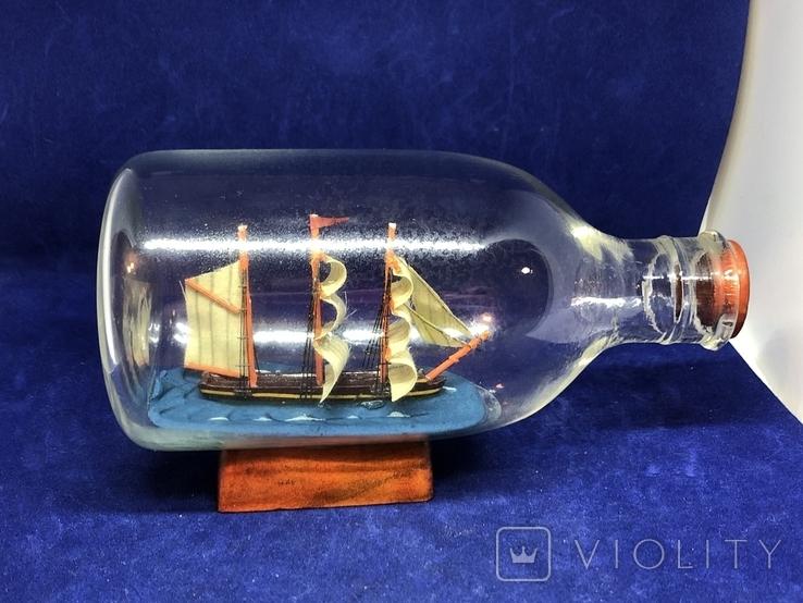 Сувенир «Корабль в бутылке», фото №5