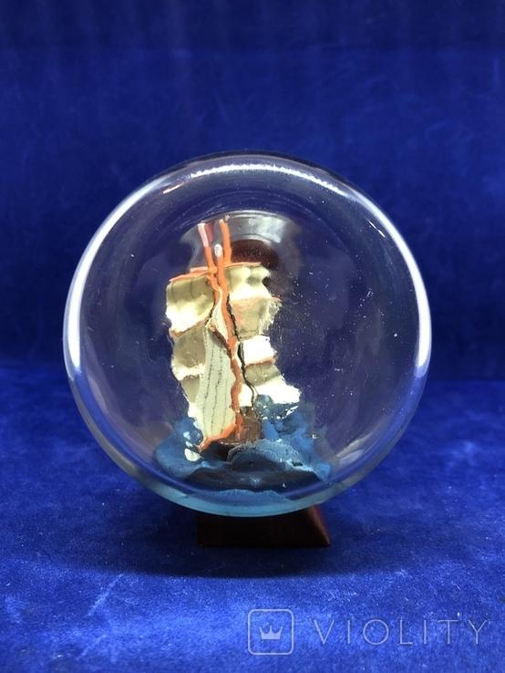 Сувенир «Корабль в бутылке», фото №10
