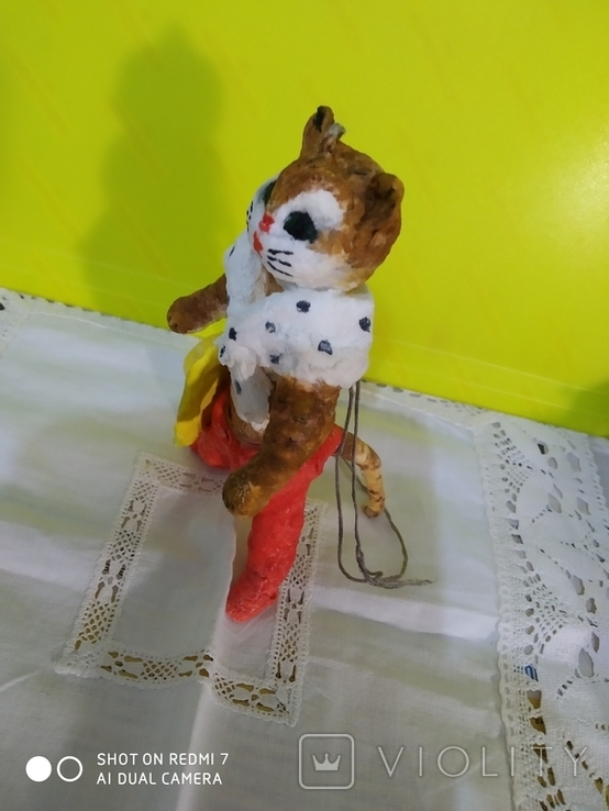 Новогодняя ёлочеая игрушка., фото №2