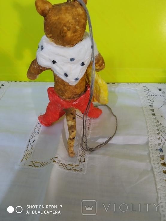 Новогодняя ёлочеая игрушка., фото №3