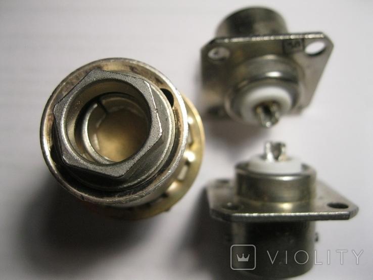 Разъемы СР-50-131ПВ+СР-50-65ФП(2шт), фото №3