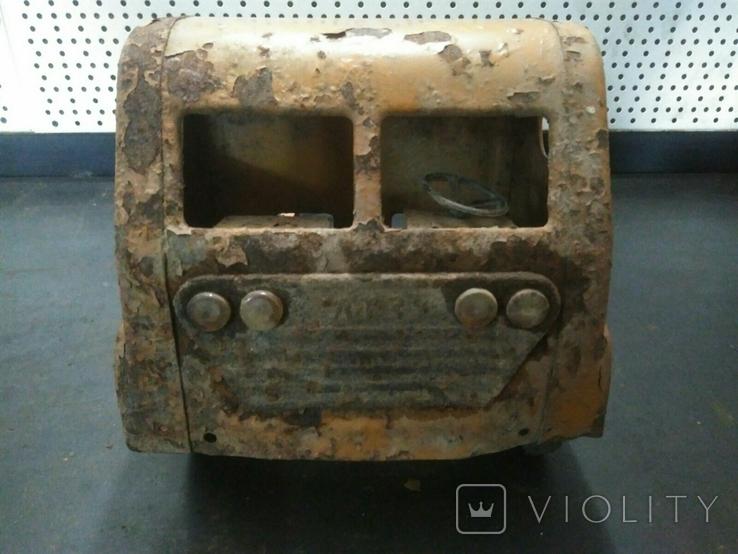 ЛТЗ самосвал, грузовая жестяная машинка ссср, фото №2