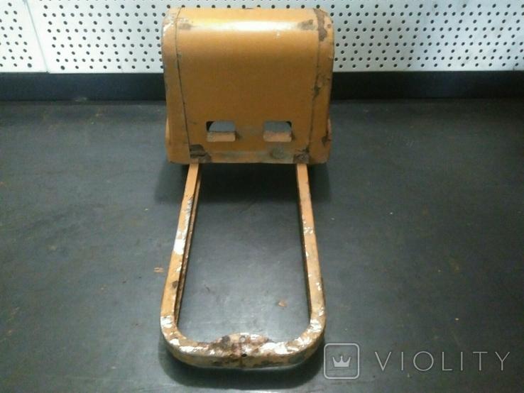 ЛТЗ самосвал, грузовая жестяная машинка ссср, фото №5