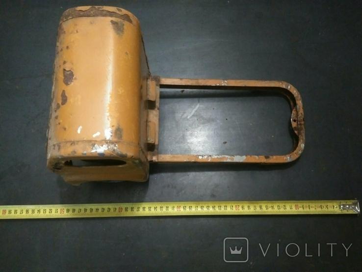 ЛТЗ самосвал, грузовая жестяная машинка ссср, фото №8