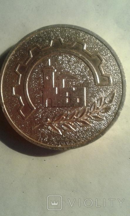 Настольная-медаль-орден-ленина, фото №3