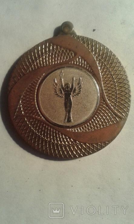 Спортивная-бронзовая-медаль, фото №2