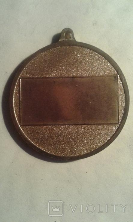 Спортивная-бронзовая-медаль, фото №3