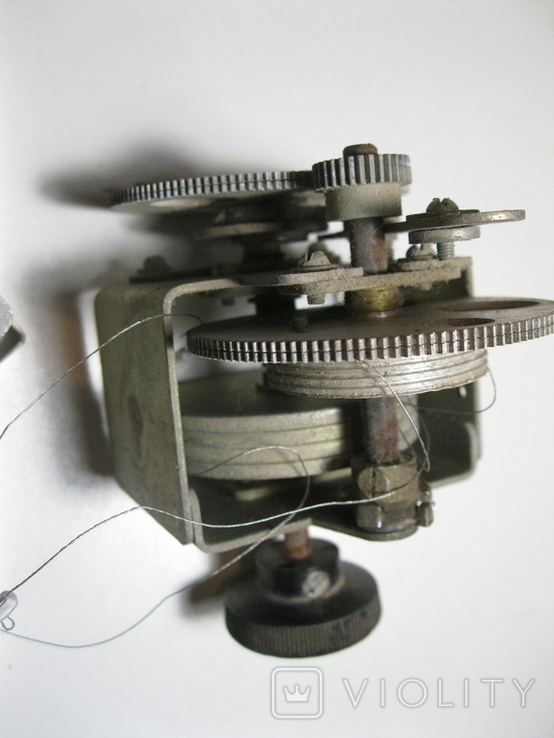 КПЕ радиоприемника ,,Казахстан,,, фото №5