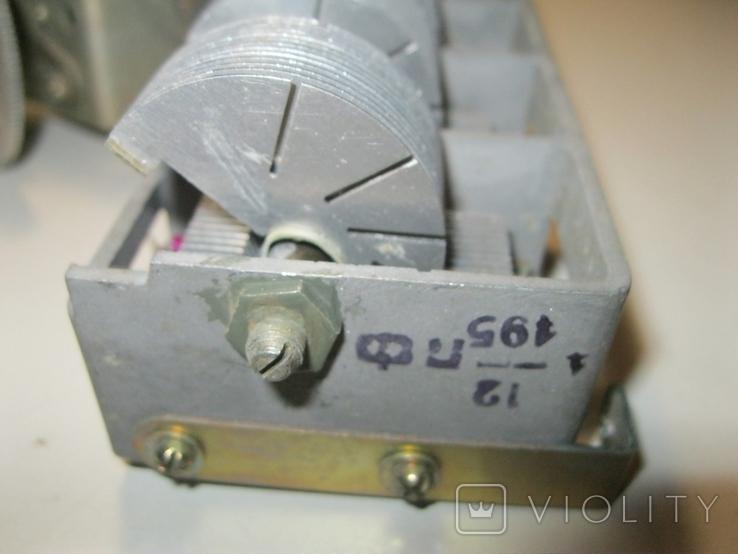КПЕ радиоприемника ,,Казахстан,,, фото №6
