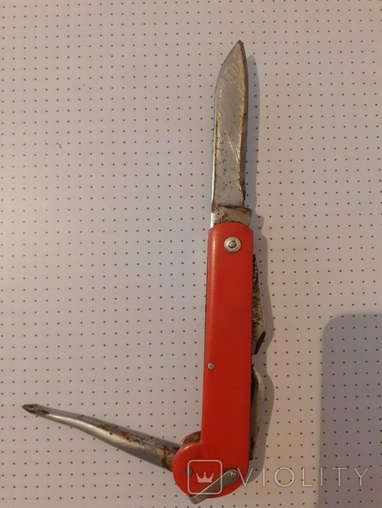 Складной нож СССР, фото №6