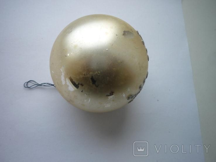 Старая игрушка с каминчиком на ёлку германия, фото №5