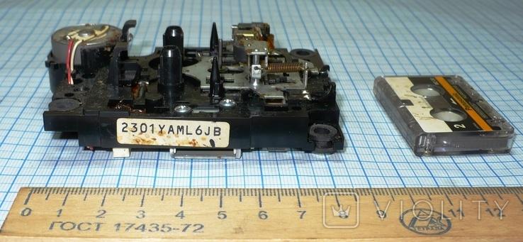Лентопротяжный механизм под микрокассету, с автоответчика., фото №5