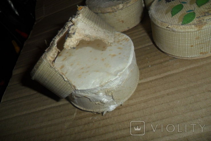 Зубной порошок СССР 8 штук в лоте, фото №5
