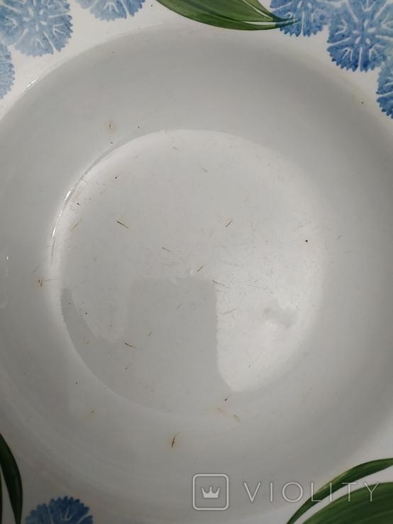 Тарілка колекційна, клеймо., фото №6