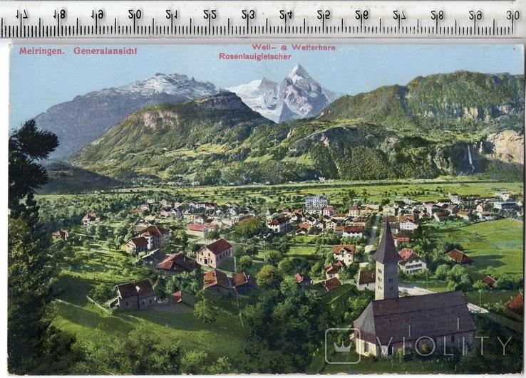 Швейцария. Майринген. До 1945 года., фото №2