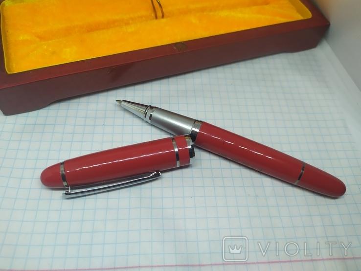 Ручка шариковая подарочная. В коробочке, фото №11