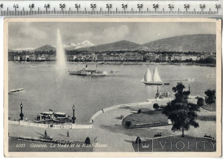 Швейцария. Женева. До 1945 года., фото №2