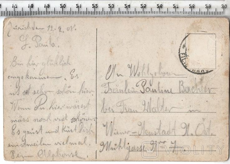 Швейцария. Цюрих. До 1945 года., фото №3