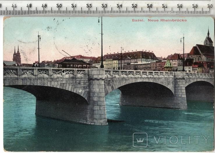 Швейцария. Базель. 1906 год., фото №2