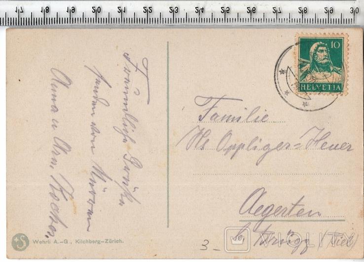 Швейцария. 1930 год., фото №3