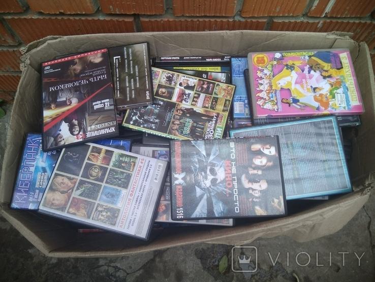 Коллекция дисков, 176 шт., фото №3