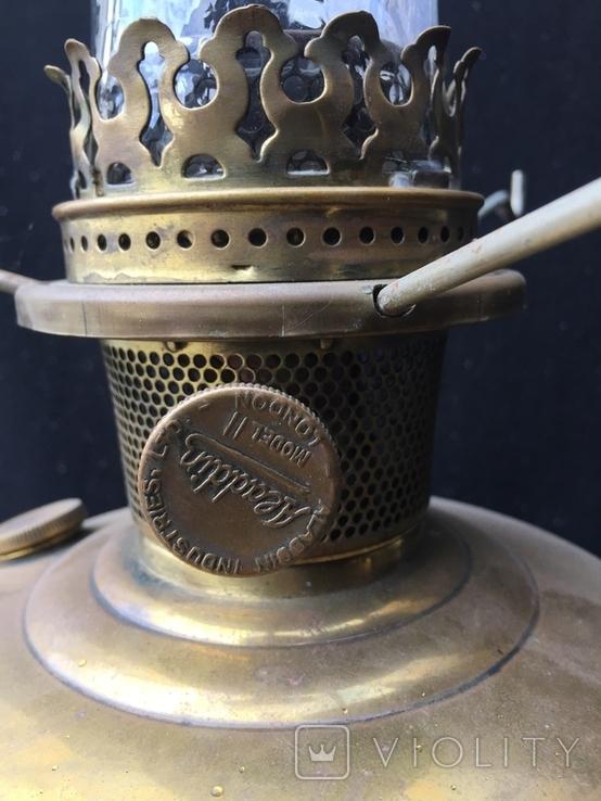 "Керосиновая лампа ""Alladin"", Англия, фото №5"