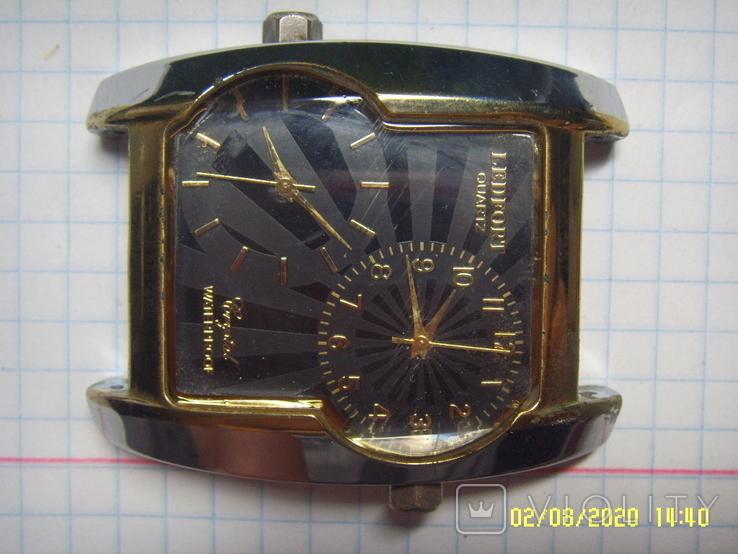 Часы LEDFORD Мужские, механизмы MIYOTA Япония. Не рабочие., фото №2