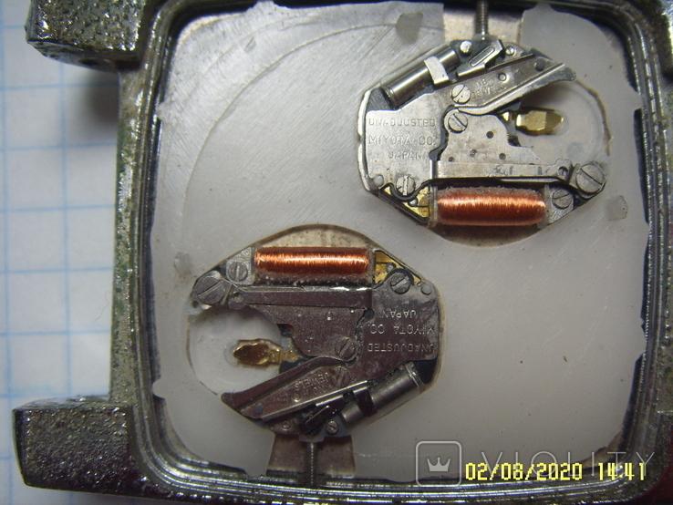 Часы LEDFORD Мужские, механизмы MIYOTA Япония. Не рабочие., фото №3