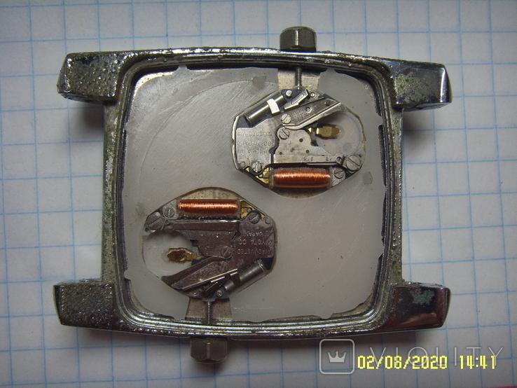 Часы LEDFORD Мужские, механизмы MIYOTA Япония. Не рабочие., фото №6