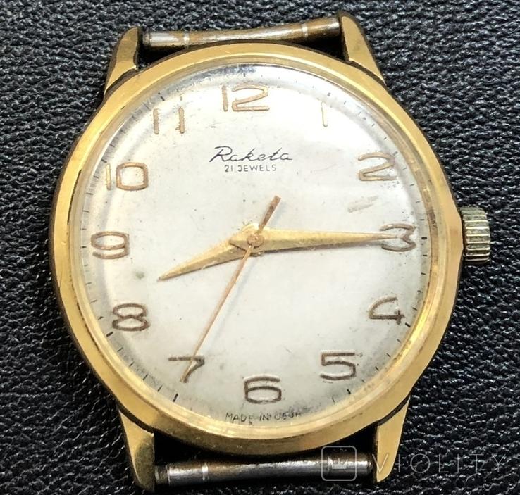 Часы Ракета AU 20 - на ходу, фото №2