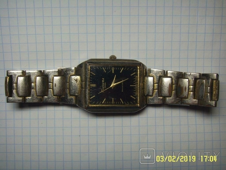 Часы Планета, а  сам кварц пр-ва Япония., фото №5