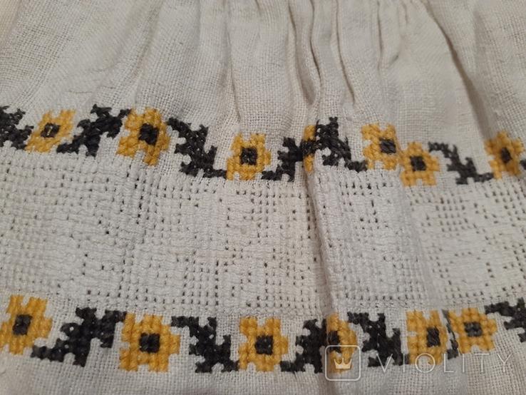 Сорочка жіноча з мережкою 1, фото №4