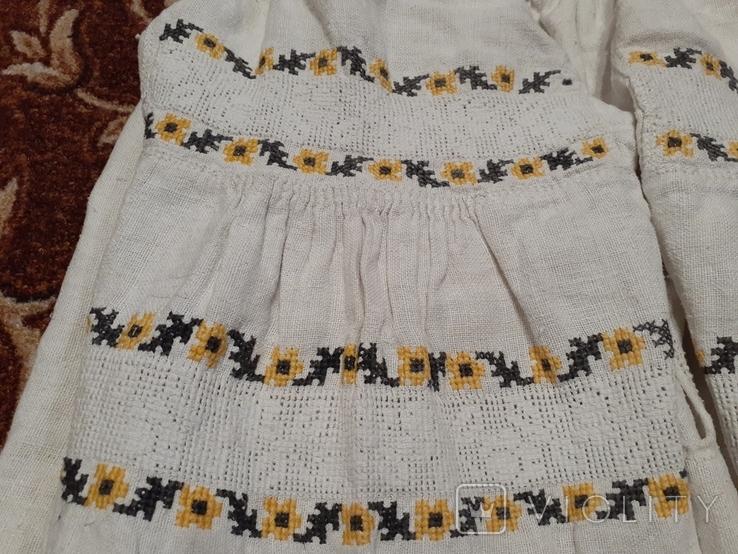 Сорочка жіноча з мережкою 1, фото №6
