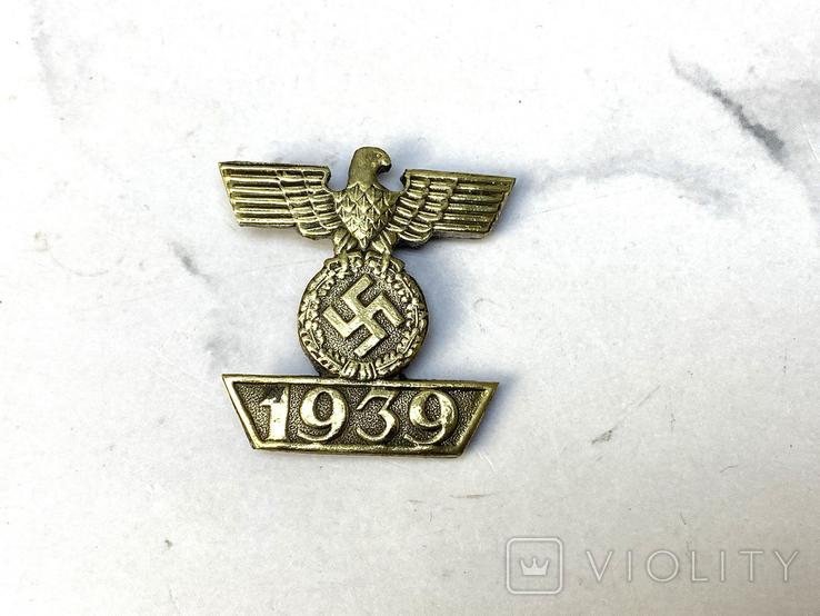 Значек Германия. Третий Рейх, (копия), фото №2