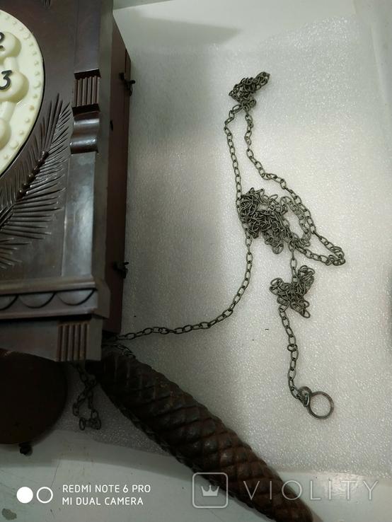 Часы с кукушкой Маяк ссср, фото №5