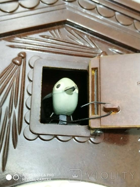 Часы с кукушкой Маяк ссср, фото №7