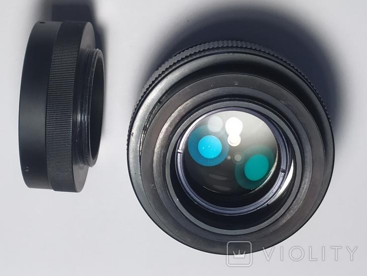 Об'єктив Юпітер - 9   2/85, фото №3