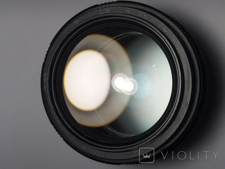Об'єктив Юпітер - 9   2/85, фото №8