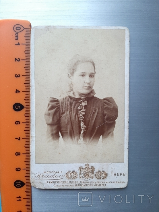 Девушка в черном платье, фото №3
