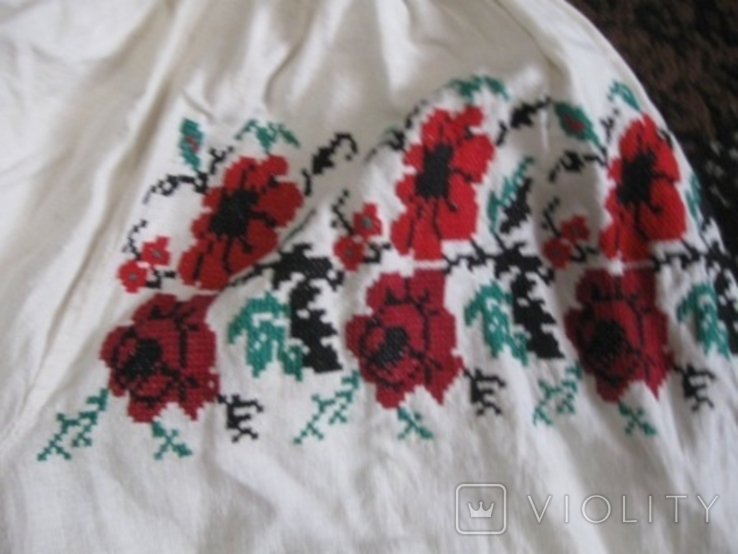 Сорочка лляна 1, фото №7