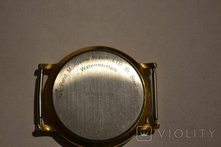 Наручные часы mirexal. Позолота, фото №4