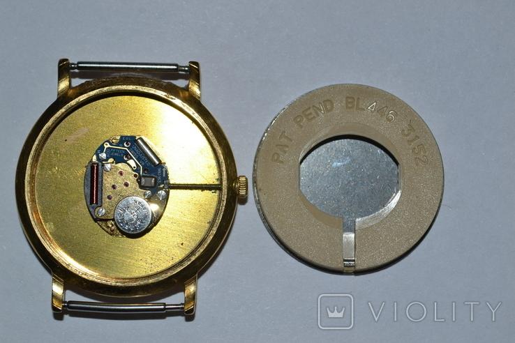Наручные часы mirexal. Позолота, фото №10
