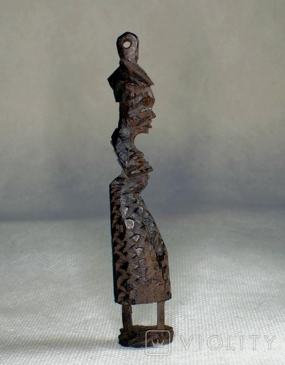 Папуаска з чорного дерева, фото №3