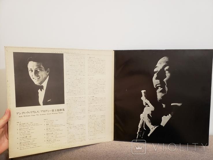 "Vinyl. ""Andy Williams – Andy Williams Sings"", фото №4"