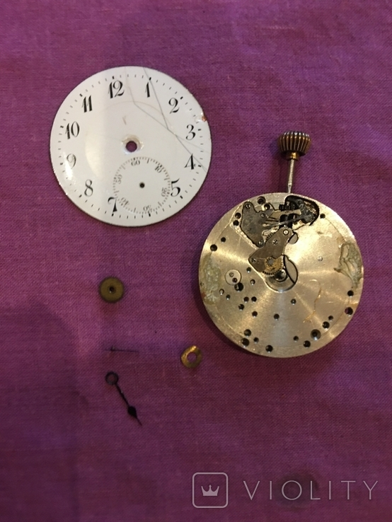 Механизм часов ЗИМ (7), фото №3