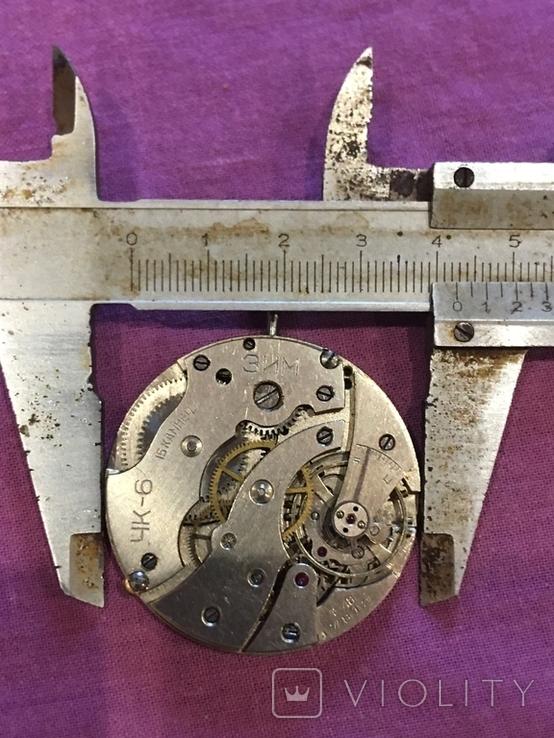 Механизм часов ЗИМ (7), фото №4