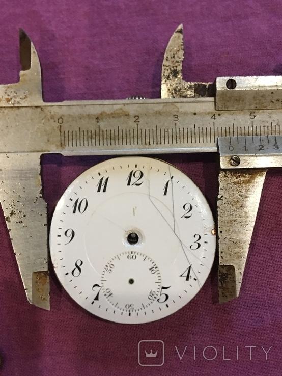 Механизм часов ЗИМ (7), фото №5