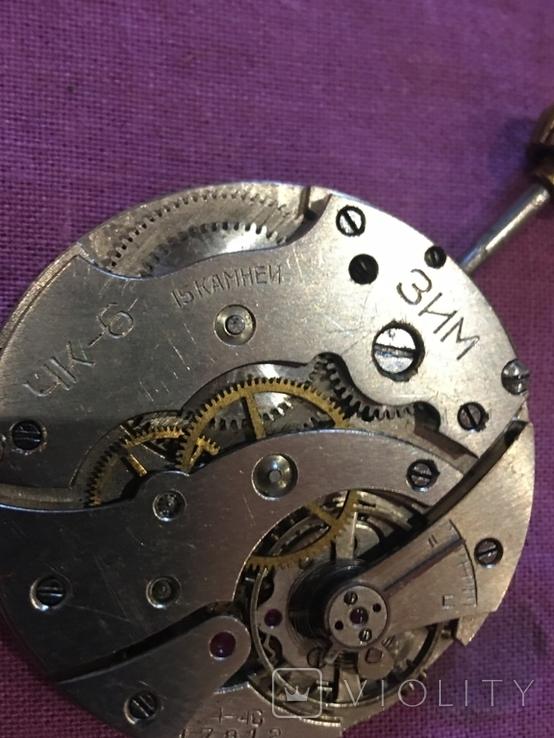 Механизм часов ЗИМ (7), фото №9