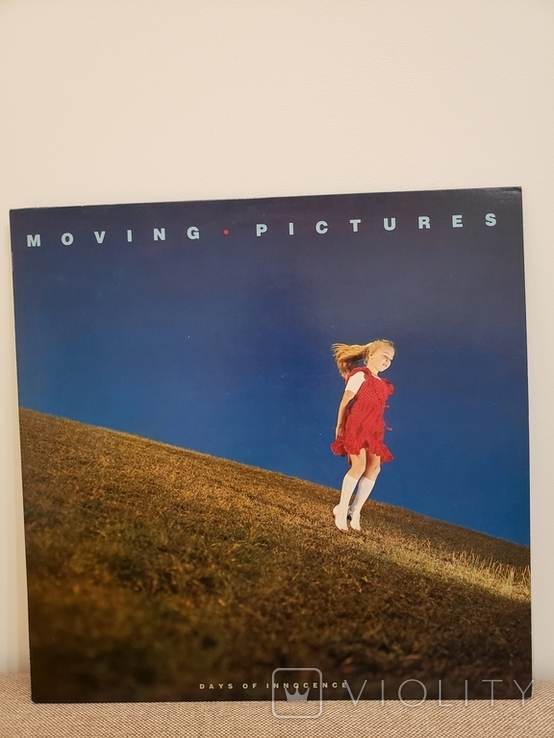 """Vinyl. """"Moving Pictures – Days Of Innocence"""", фото №2"""
