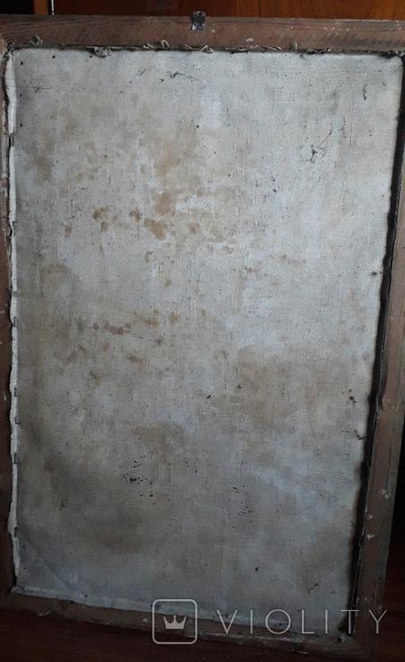 Красивая работа  неизвестного Закарпатского  мастера (80×55), фото №11